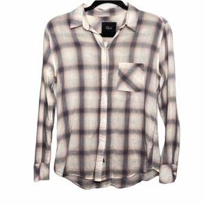 Rails Charlie Plaid Lightweight Button Up Shirt